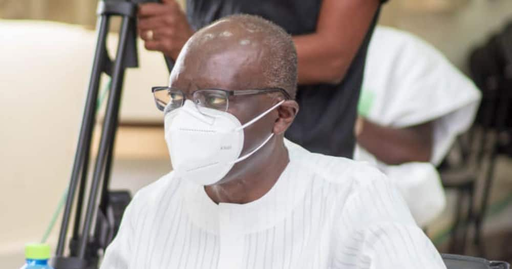 My main focus is to deal with tax exemptions – Ofori-Atta