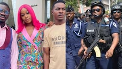 Video that got Efia Odo arrested lands on the internet; Ghanaians say it is NDC agenda