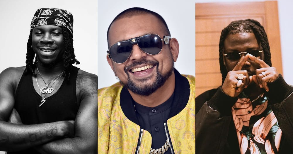 Stonebwoy shares how he got featured on album of Jamaican star Sean Paul
