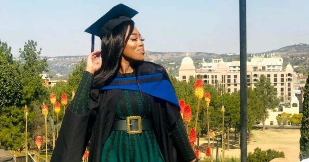 Proud, Graduates, Woman, Message, Neglect, Dreams