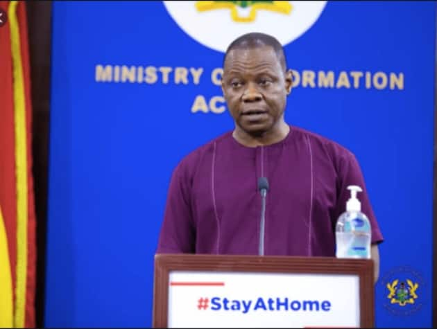 COVID-19: Ghana's cases increase by 390; number rises to 17,741