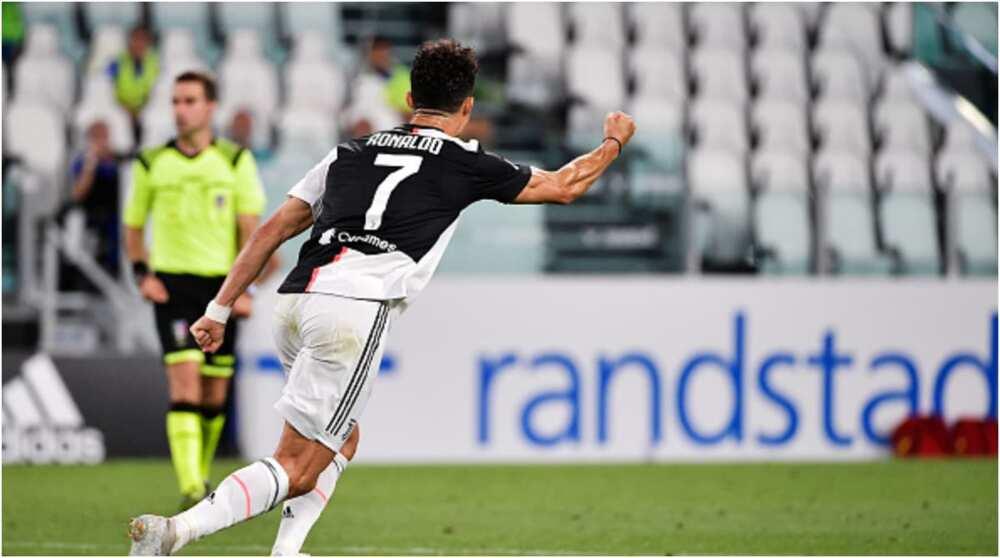 Cristiano Ronaldo treats himself to incredibly rare £8.5m Bugatti Centodieci