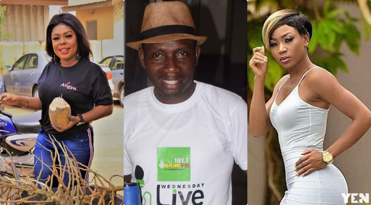 Meet Ghana's most controversial celebrities