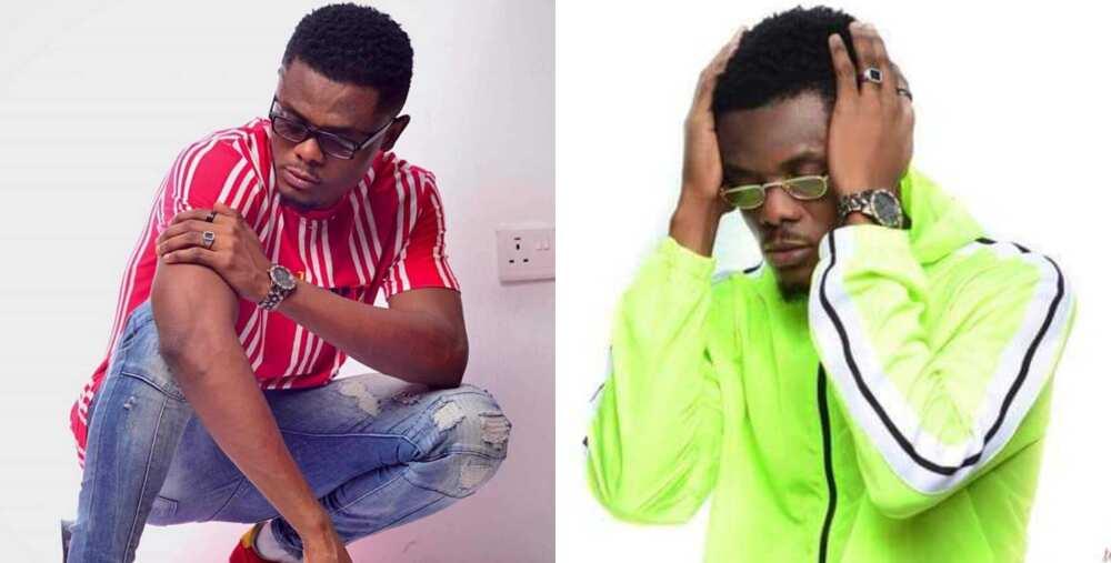 Okete Boama David, an inspirational rapper in Ghana
