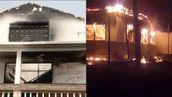 15-year-old student behind all 3 fire outbreaks in Accra Academy