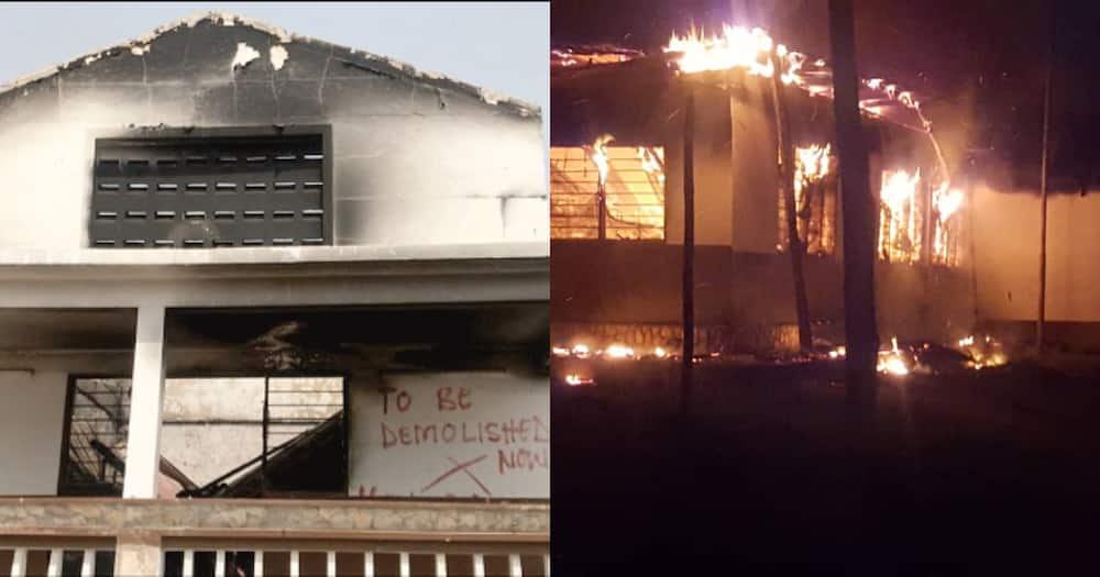 My parents forced me to go to school; students behind Accra Academy Fires explains