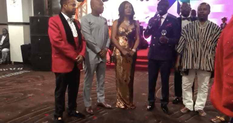 Video: Captain Smart proposes to US-based lady despite being married to Afia Pokuaa