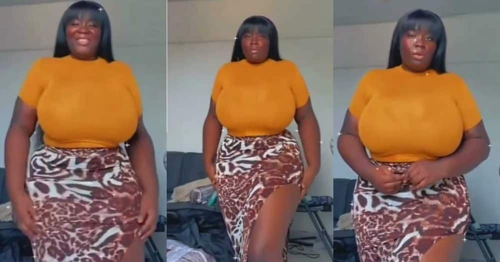 Another one: Maame Serwaa stuns social again with a new video; has fans confused