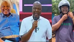 From motorbike in 1997 to private jet: Ibrahim Mahama shares touching testimony of how God used a stranger to make him rich (video)
