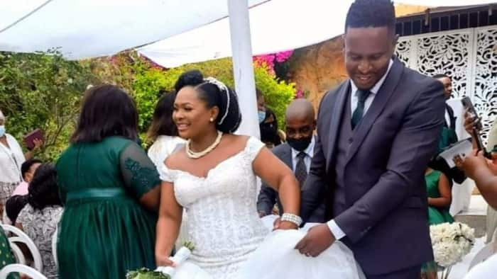 Halala: Lovely couple meets on social media DM and exchange vows