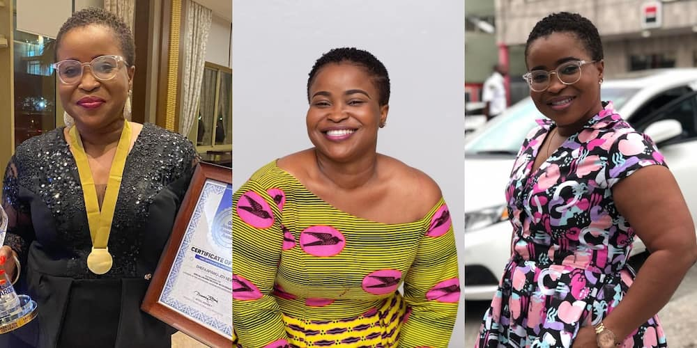 Multimedia's Emefa Apawu stuns social media with 6 beautiful photos; stuns fans