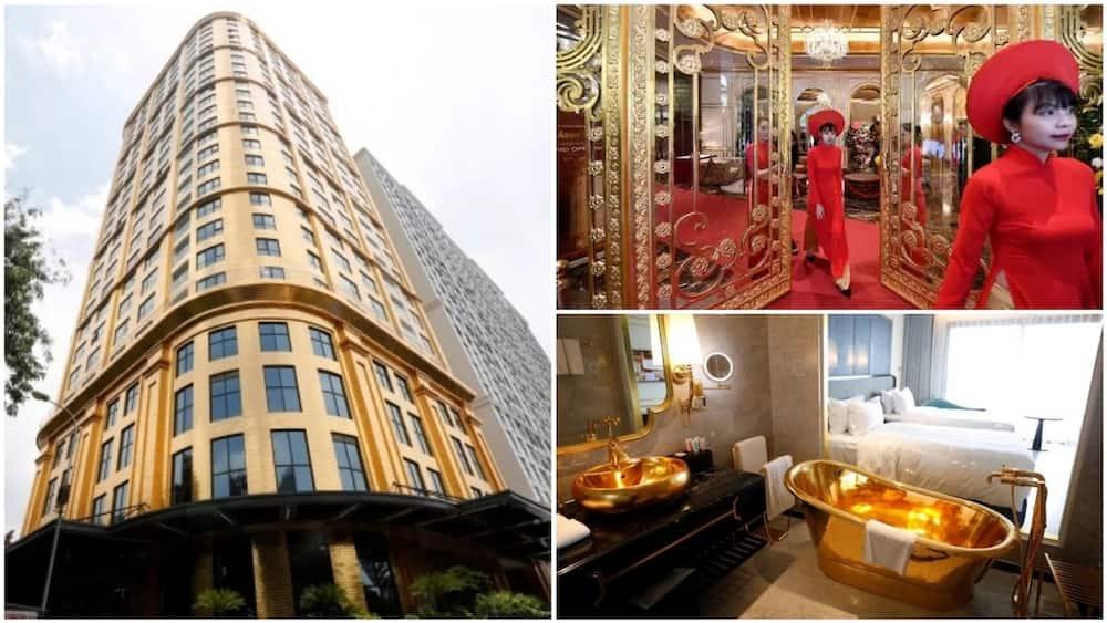 A collage of the hotel. Photo source: HowAfrica