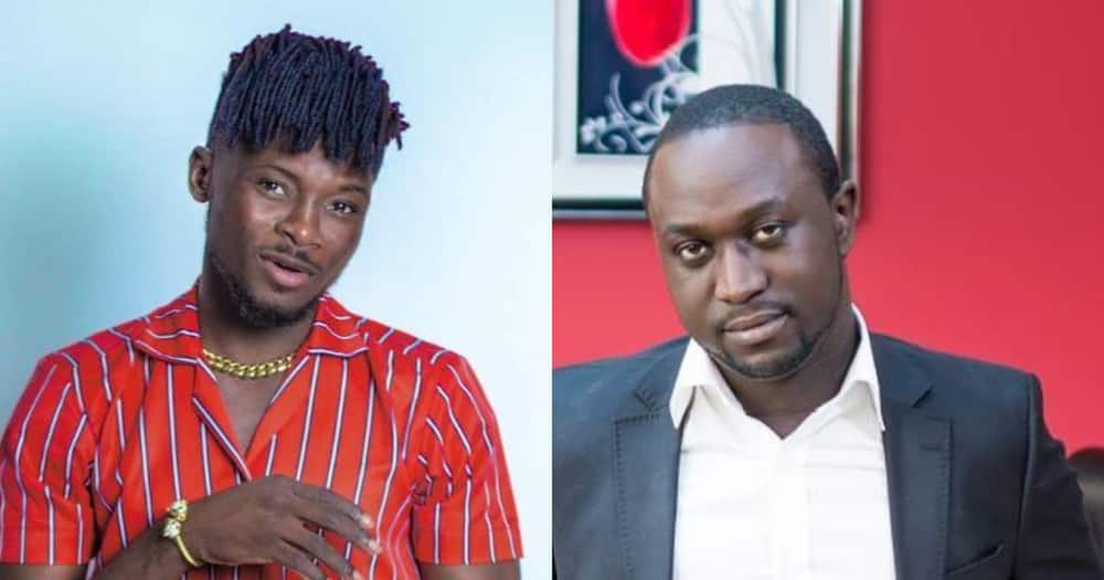 The court case against Kuami Eugene for song theft is 'nonsense' - Richie Mensah