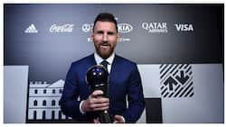 FIFA accused of rigging world best player in favour of Lionel Messi