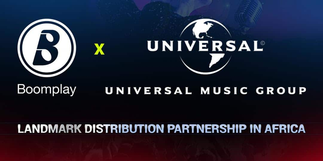 BOOMPLAY And Universal Music Group Announce Landmark Distribution Partnership for Africa