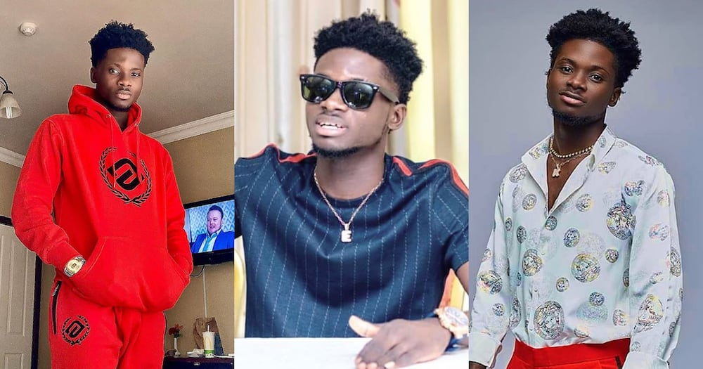Kuami Eugene drops new song; features 'Ghana's best dancers' Lexis, Dr Pounds & Giovanni