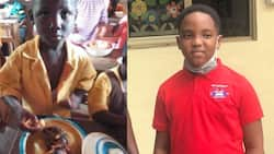 Oswald, 5 others whose lives were changed by Ghanaians after going viral