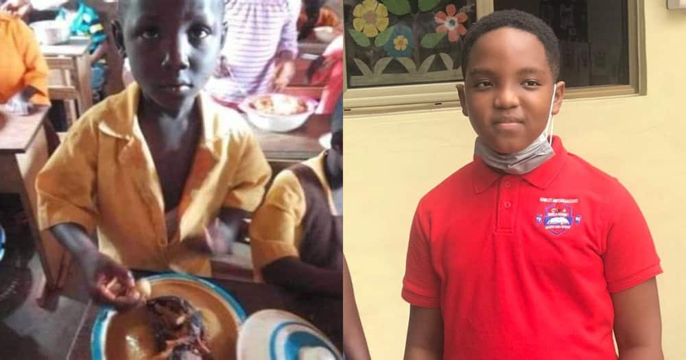 Oswald, 5 others whose life changed by Ghanaians after going viral