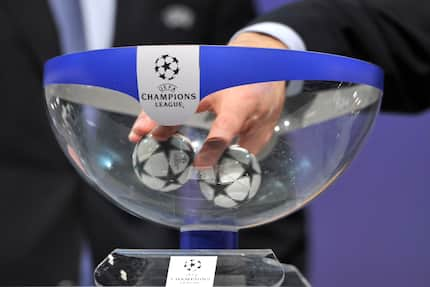 Football fans react to Champions League round of 16 draws as Liverpool draw Bayern
