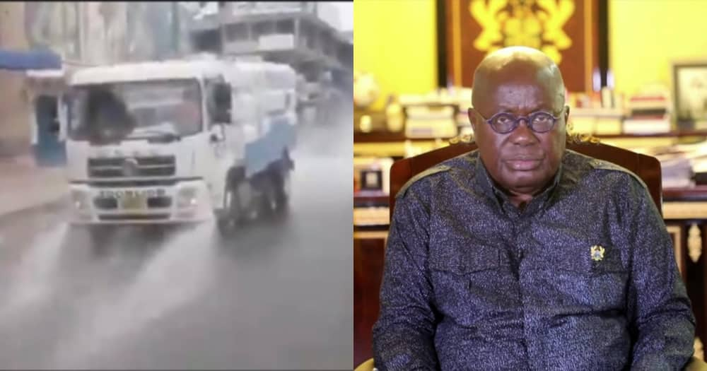 COVID;19: Akufo-Addo extends lockdown to another 1 week