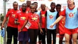 Ghana ranked 4th country with biggest Man United support base worldwide
