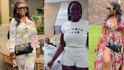 Video of Akua GMB's golden bedroom pops up for the 1st time; shows she's not poor as Tracey Boakye and Schwar say