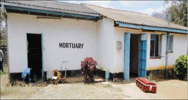 We will soon start rejecting bodies if families do not organise private burials – Mortuary workers