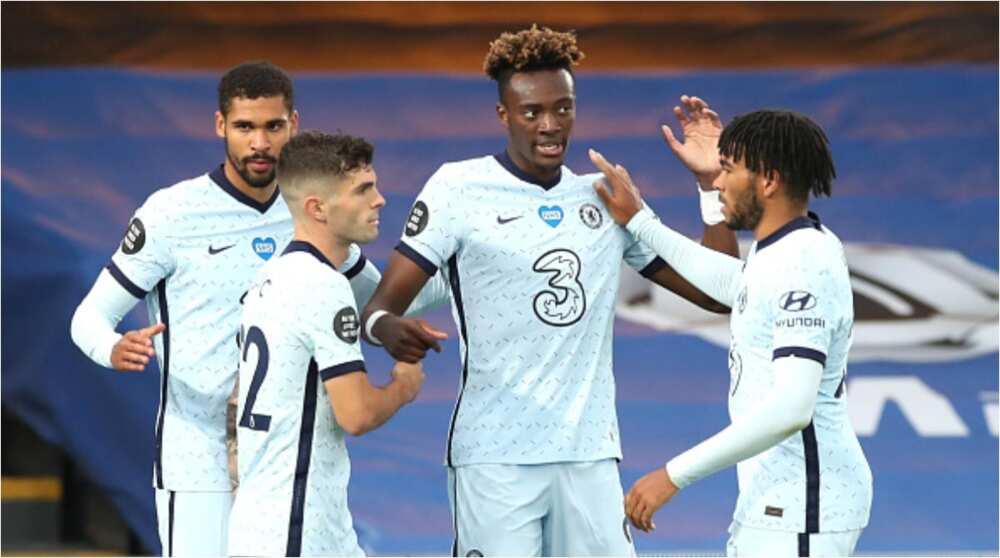 Crystal Palace vs Chelsea: Abraham's strike proves decisive as Blues defeat Glaziers