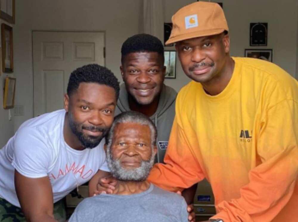 Nigerian-British David Oyelowo loses dad to colon cancer