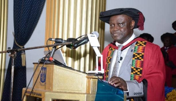 University of Ghana VC warns lecturers to show respect to students