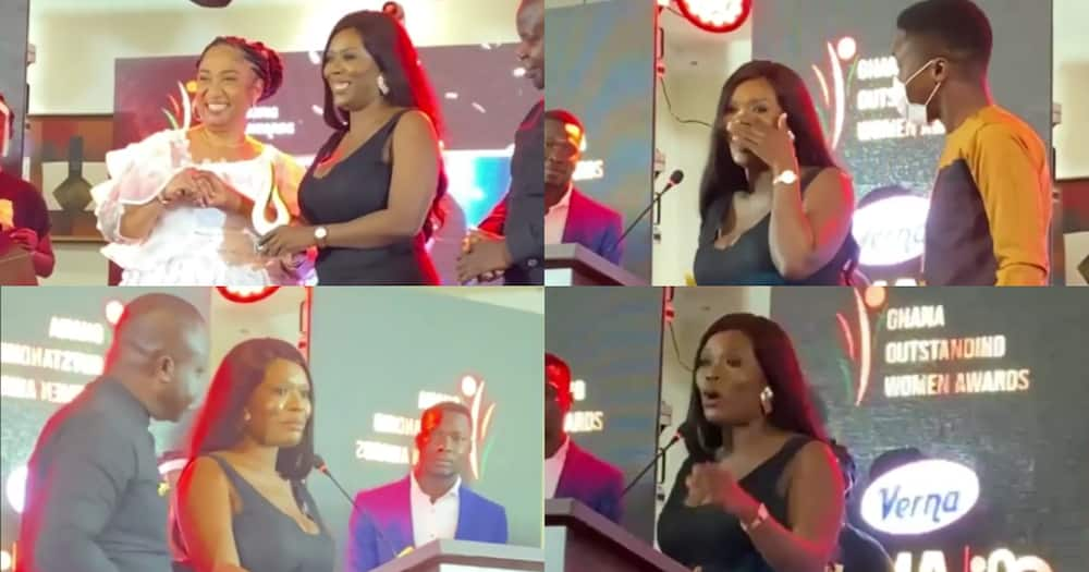 GOWA 2020: Delay cries as she tops McBrown, others to win Outstanding Woman of the Year (video)