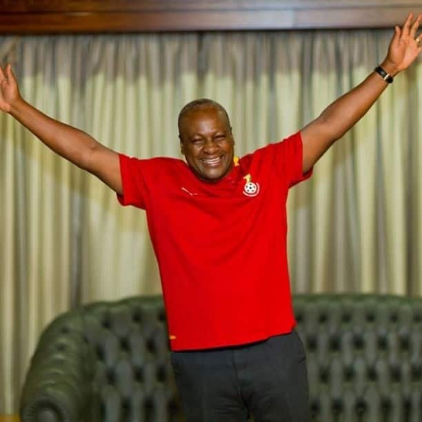 John Mahama likely to win ahead of Akufo-Addo if elections are held today - Ghana Election Poll