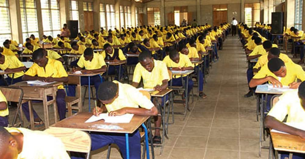 We wrote WASSCE under worse conditions but still made it - Man tells final year SHS students
