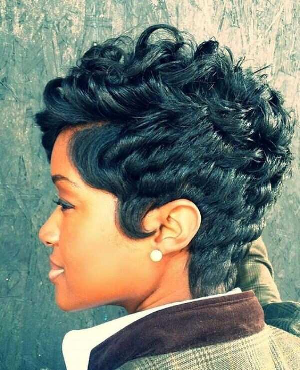 pineapple hairstyle braids