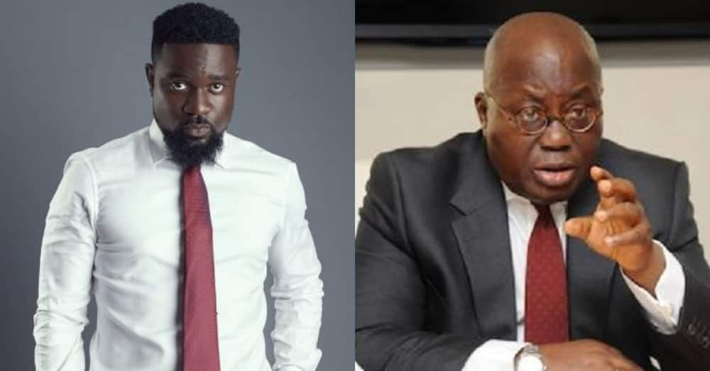 Sarkodie Descends on Government Over #FixTheCounrtry Movement; Speaks on #FixYourself