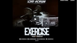 Lord Morgan - Exercise song hits the streets