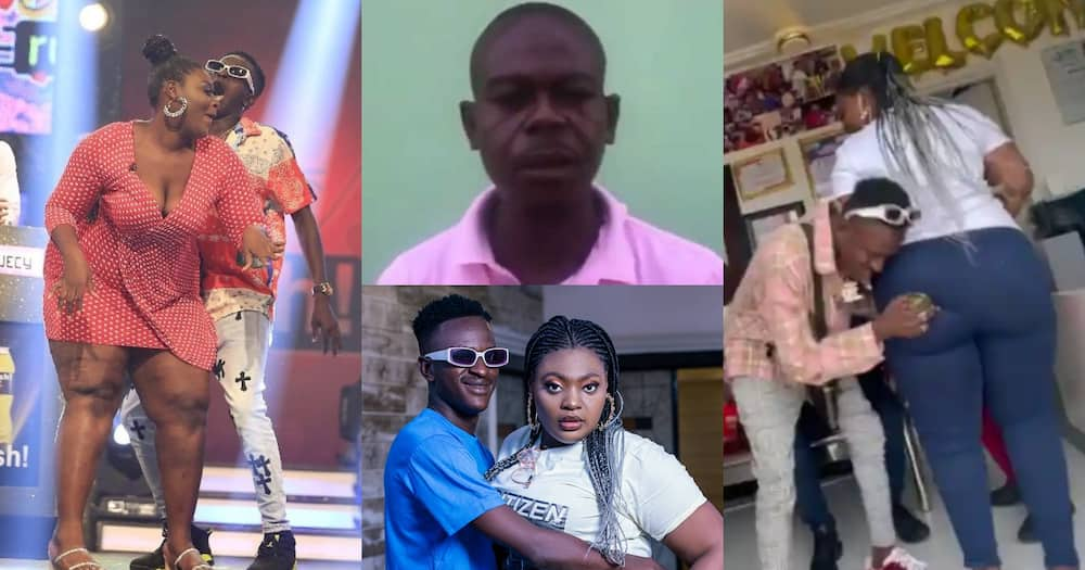 Shemima Adams: Man Claims To Be Date Rush Contestant's Husband In Video; Shares Details About Their Son