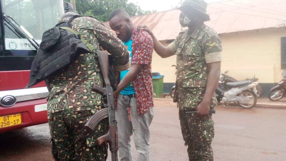 44 Nigerians deported for high crimes and illegal stay in Ghana