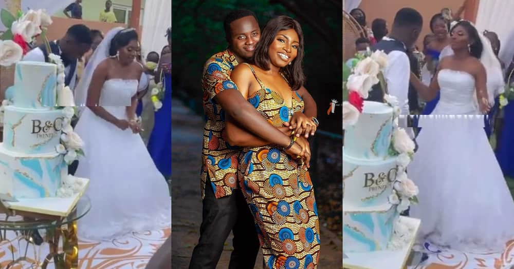 Bright James Amenonyoh: YOLO And Stryke Actor Marries In A Beautiful Wedding (Videos)