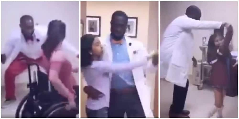 Meet the 42-Year-Old Doctor who Must Dance With any Patient that Comes for Checkup