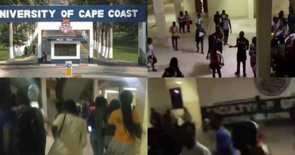 C/R: We've not received any report of robbery attack on UCC campus – Police