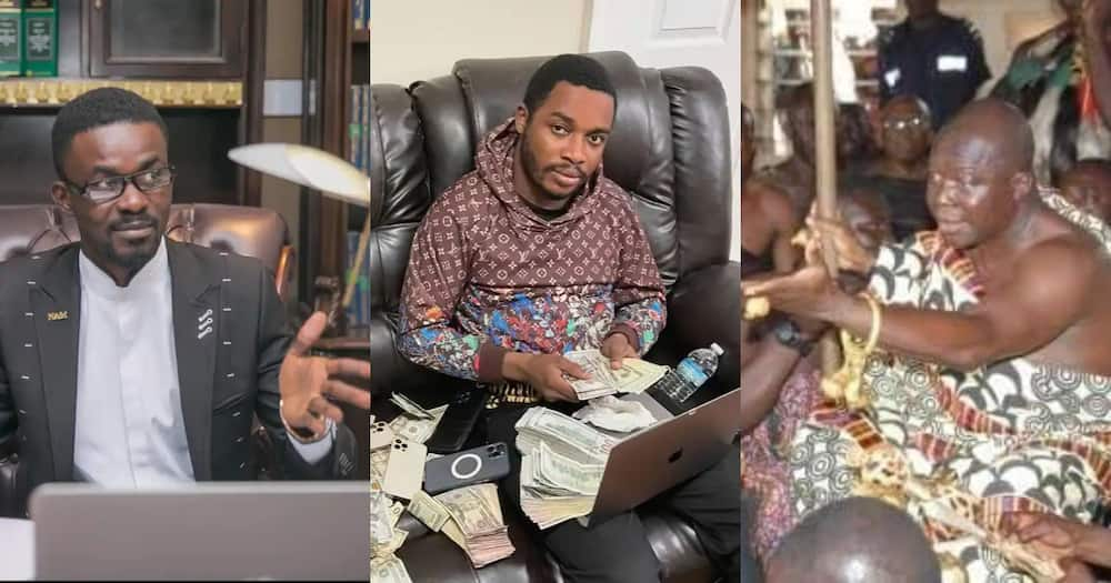 NAM1 is the best person to be cursed not me - Twene Jonas reacts to curses (video)