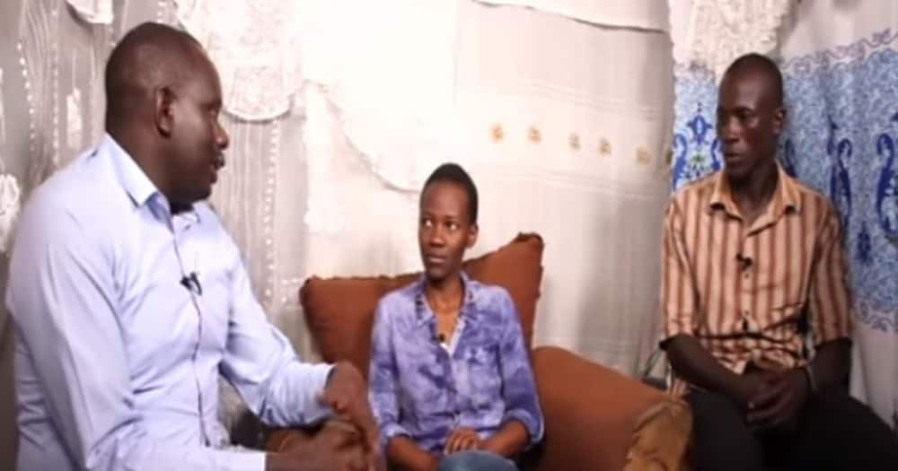 Nairobi woman narrates finding out husband was garbage collector, not airport employee