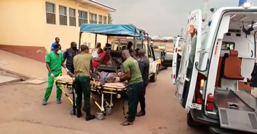 2 reported dead, 30 others injured after crash on Kintampo-Tamale highway