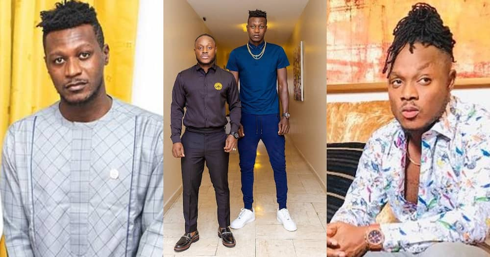 Keche: Andrew and Joshu both lose Fathers in same week; Artist Manager Shares Details
