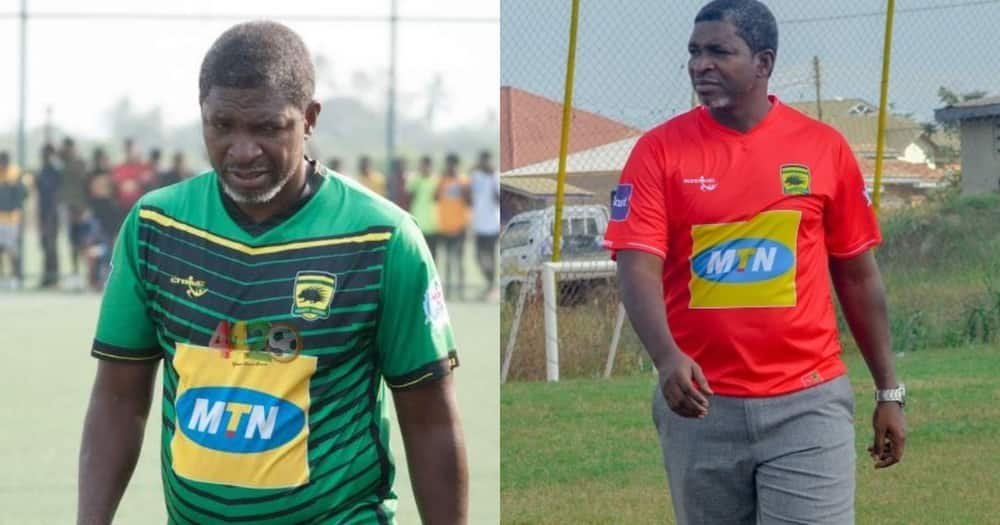 """Maxwell Konadu: Asante Kotoko lost the GPL title because """"There was no unity"""""""