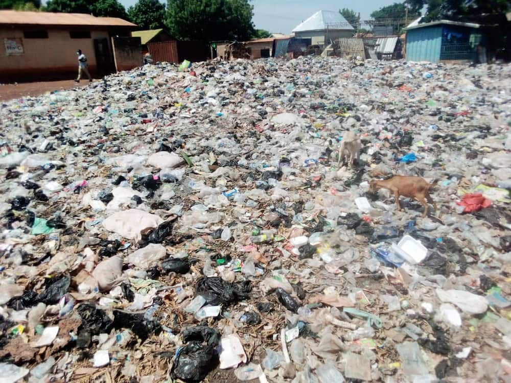 Minister dumps NPP, NDC as he deals with poor sanitation in Northern Region
