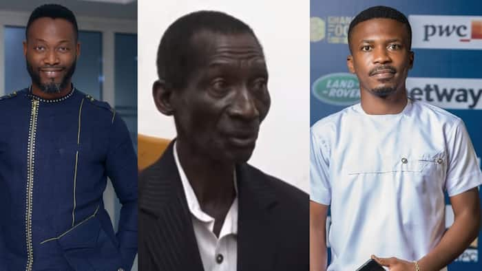 Meet the Legon lecturer who trained Adjetey Anang, Clemento Suarez, and other movie stars