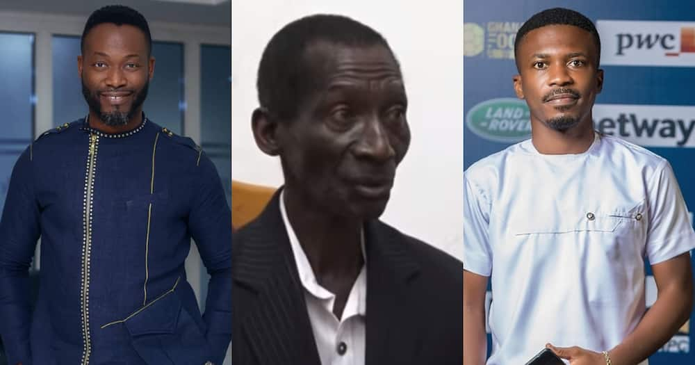 Martin Okyere: Meet the Legon lecturer who has trained most of Ghana's best movie stars