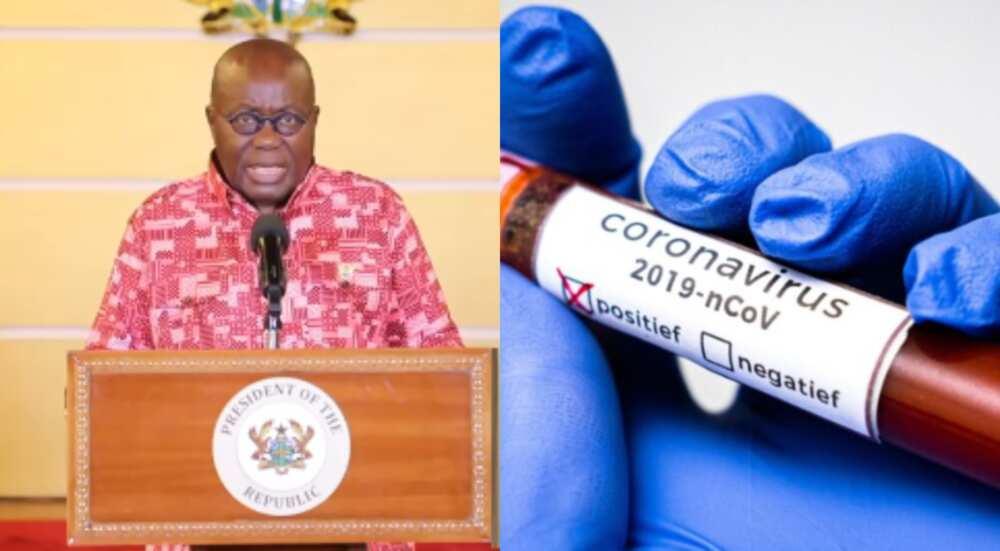 Ghana's COVID-19 death toll now 168